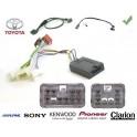 COMMANDE VOLANT Toyota Sienna 2011- - Pour SONY complet avec interface specifique