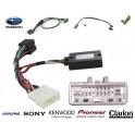COMMANDE VOLANT Subaru Impreza 2007-2010 - Pour SONY complet avec interface specifique