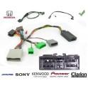 COMMANDE VOLANT Honda CRV 2009-2012 - Pour SONY complet avec interface specifique
