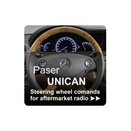 FAISCEAU NISSAN PATHFINDER 2007- XTRAIL 2008- POUR MODULE UNICOM RESISTIVE