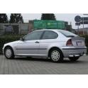 ATTELAGE BMW SERIE 3 COMPACT 2001- 2005 (E46) - COL DE CYGNE