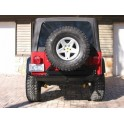 ATTELAGE JEEP WRANGLER 1996-2007 - rotule equerre