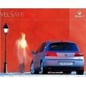 ATTELAGE RENAULT VELSATIS 01/2002- - COL DE CYGNE