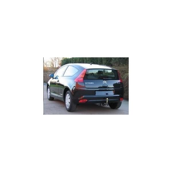Auto-Hak Attelage Citroen C4 Coupe Col de Cygne 11//04-