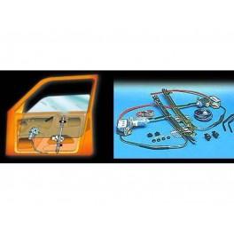 KLV TOYOTA FUNCRUISER RAV4 01/1994-09/2000 4P A V 2INTER UNIV TYPE C ADAPTABLE