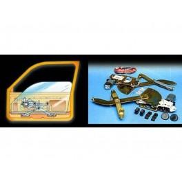 KLV TOYOTA YARIS 01/2001-01/2006 2/4P A V chassis VNK 3INTER UNIV