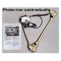 MECANISME RENAULT MEGANE2 12/2002-12/2008 4P ARRIERE DROIT AVEC CONFORT