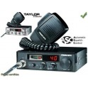 POSTE CB PRESIDENT TAYLOR 40 CANAUX AM / FM