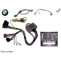CDE AU VOLANT ALPINE POUR BMW 2004-2013 FAKRA SANS NAV AVEC RADARS RECUL