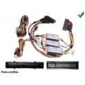 FAISCEAU KIT MAIN LIBRE AUDI Q7 2006- 5/2009 AMPLI BOSE 6000 14HP -CK3100