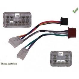 FAISCEAU AUTORADIO TOYOTA HI LUX 2012- - 4HP ISO