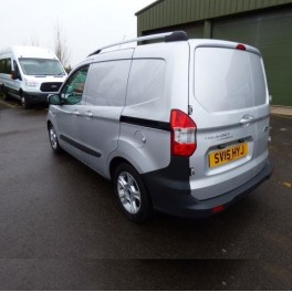 ATTELAGE FORD COURRIER 2 B460 09/2014- *MPX*