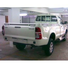 exquisite design united states hot new products ATTELAGE TOYOTA HILUX N26 01/2016- *MPX* - silim