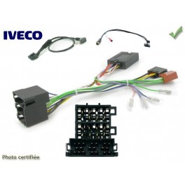 CDE AU VOLANT POUR IVECO DAILY 2016- ISO