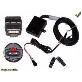 ANTIVOL A CLE ELECTRONIQUE M1 SRA GT869 2 CLES 12V