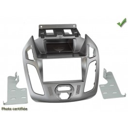 KIT 2 DIN FORD TRANSIT CONNECT 09/2013- SANS ECRAN GRIS PAILLE(plus FORD1519127)