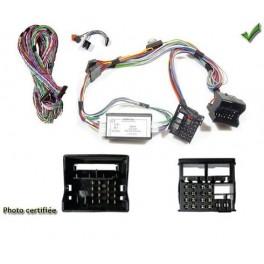 FAISCEAU KIT MAIN LIBRE AUDI Q5 2008- AVEC AMPLI DSP SOUND SYSTEM 10HP