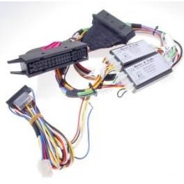 FAISCEAU KIT MAIN LIBRE AUDI Q7 2006-AVEC AMPLI Pour Parrot-Thb-Nokia