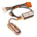 FAISCEAU KIT MAIN LIBRE AUDI A4 2007-AVEC MMI ET AMPLI B&O14 CK3100/3300/3500