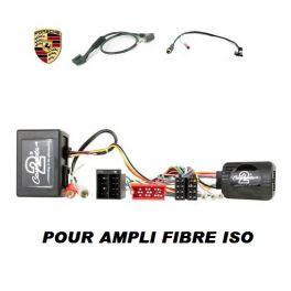 CDE AU VOLANT PORSCHE CAYMAN 2005-2009 - POUR AMPLI FIBRE ISO