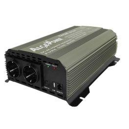 SURVOLTEUR 12V /220V 50 Hz 1500 W