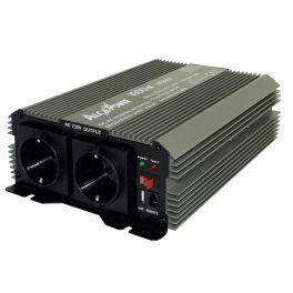 SURVOLTEUR 12V /220V 50 Hz 1000 W