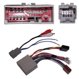 FAISCEAU AUTORADIO FORD MUSTANG 2005-2010 4HP ISO