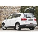 ATTELAGE CHEVROLET ORLANDO 02/2011- RDSO DEMONTABLE SANS OUTIL