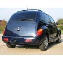 ATTELAGE CHRYSLER PT Cruiser Cabriolet 10/2000- RDSO DEMONTABLE SANS OUTIL