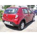 ATTELAGE DACIA SANDERO STEPWAY 10/2012- - RDSO DEMONTABLE SANS OUTIL