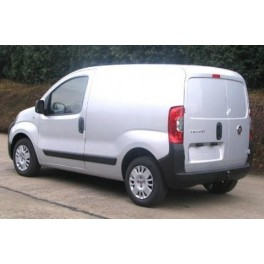 ATTELAGE FIAT FIORINO 02/2008- - RDSO DEMONTABLE SANS OUTIL