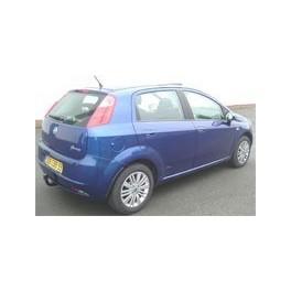 ATTELAGE Fiat Grande Punto 3 10/2005- - RDSO DEMONTABLE SANS OUTIL