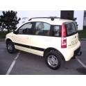 ATTELAGE Fiat Panda 4X4 10/2004- - RDSO DEMONTABLE SANS OUTIL