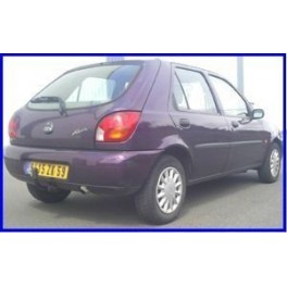 ATTELAGE FORD FIESTA 11/1995-04/2002 - RDSO DEMONTABLE SANS OUTIL