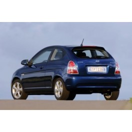 ATTELAGE HYUNDAI ACCENT - RDSO DEMONTABLE SANS OUTIL