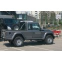 ATTELAGE IVECO Massif Pick-Up 2008- - RDSO DEMONTABLE SANS OUTIL