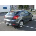 ATTELAGE KIA CEED Coupe 06/2008- - RDSO DEMONTABLE SANS OUTIL