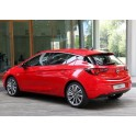 ATTELAGE OPEL ASTRA 2016- - RDSO DEMONTABLE SANS OUTIL
