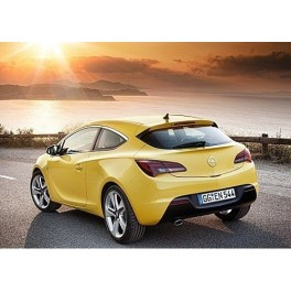 ATTELAGE Opel ASTRA GTC 12/2011- - RDSO DEMONTABLE SANS OUTIL