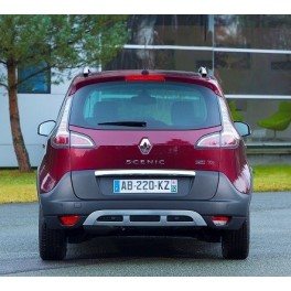 ATTELAGE RENAULT SCENIC X MOD 04/2013- - RDSO DEMONTABLE SANS OUTIL