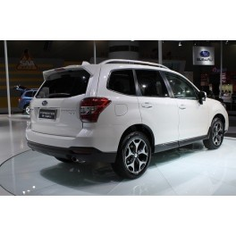 ATTELAGE SUBARU FORESTER 2013- - RDSO DEMONTABLE SANS OUTIL