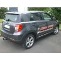 ATTELAGE TOYOTA URBAN CRUISER 2WD 2009- - RDSO DEMONTABLE SANS OUTIL