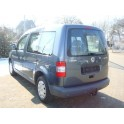 ATTELAGE VOLKSWAGEN Caddy long 2004- - RDSO DEMONTABLE SANS OUTIL