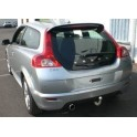 ATTELAGE VOLVO C30 06/2008 - - RDSO DEMONTABLE SANS OUTIL