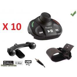 KML BLUETOOTH PARROT MKI9000 TELECOMMANDE SANS ECRAN USB/JACK 2TEL VOCAL (PAR 10 PIECES)