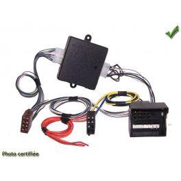FAISCEAU AUTORADIO ISO FAKRA 4X40W AUDI A2 2004-2005 SYSTEME AMPLIFIE BOSE