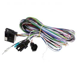 FAISCEAU AUTORADIO MERCEDES CLS W219 2004- BY PASS AMPLI ISO 4HP
