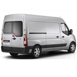 ATTELAGE RENAULT MASTER III 08/2010- FOURGON PROPULSION ROUES SIMPLE - ROTULE EQUERRE