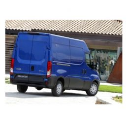 ATTELAGE IVECO DAILY FOURGON ROUES SIMPLES 07/2014-  V12 - V13  - ROTULE EQUERRE