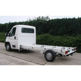 ATTELAGE PEUGEOT BOXER II CHASSIS CABINE  06/2006-2014 - ROTULE EQUERRE